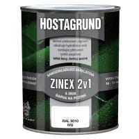 Hostagrund zinex RAL9010 bílá 0.6l