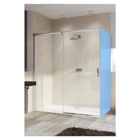 Sprchové dveře 180x200 cm levá Huppe Aura elegance chrom lesklý 401420.092.322.730
