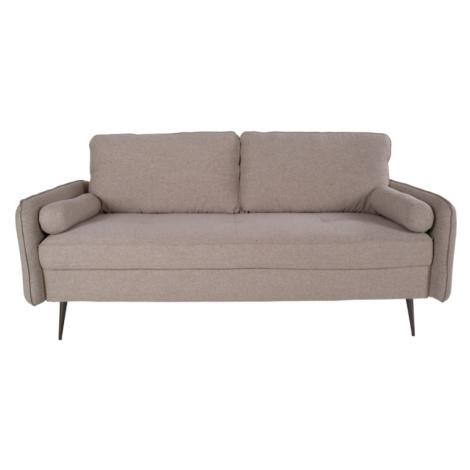 Norddan Designová sedačka Kristian béžová