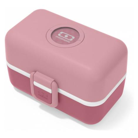 Svačinový box MonBento Tresor Pink Blush   bordo
