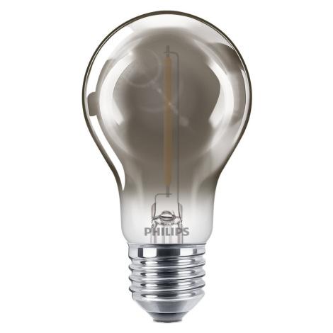 Philips LED Žárovka SMOKY VINTAGE Philips A60 Eye Comfort E27/2,3W/230V 2700K