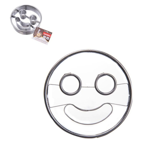ORION domácí potřeby Vykrajovačka nerez SMAJLÍK úsměv