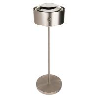 Top Light LED stolní lampa Puk Meg Maxx Eye Table 37cm nikl
