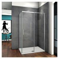 H K Obdélníkový sprchový kout HARMONY 160x100cm, L/P varianta SE-HARMONY160100