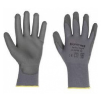 Ochranné rukavice Perfect Fit, 2400250-09, polyamid, šedá