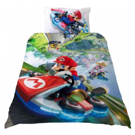 Bavlněné povlečení Super Mario