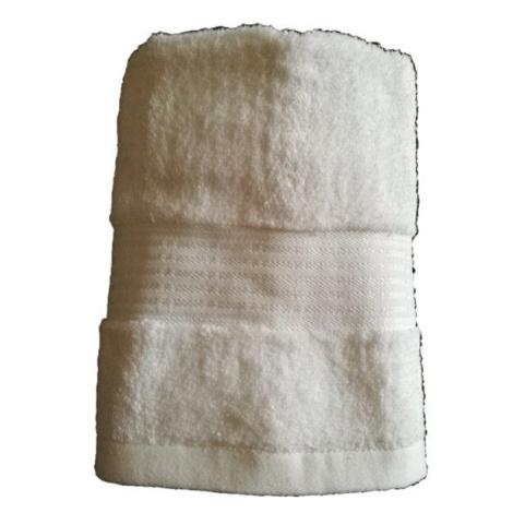 JAHU Ručník Berlín - bílá 50x100 cm JH58925