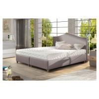 Confy Designová postel Melina 160 x 200 - 7 barevných provedení