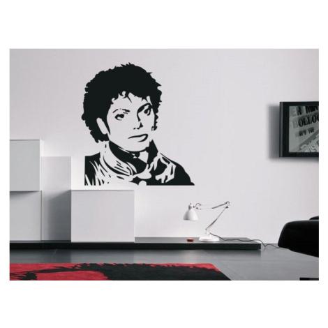 Samolepka na zeď Michael Jackson 1328 VelkéSamolepky.cz