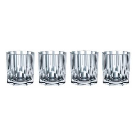 Sada 4 sklenic z křišťálového skla Nachtmann Aspen, 324 ml