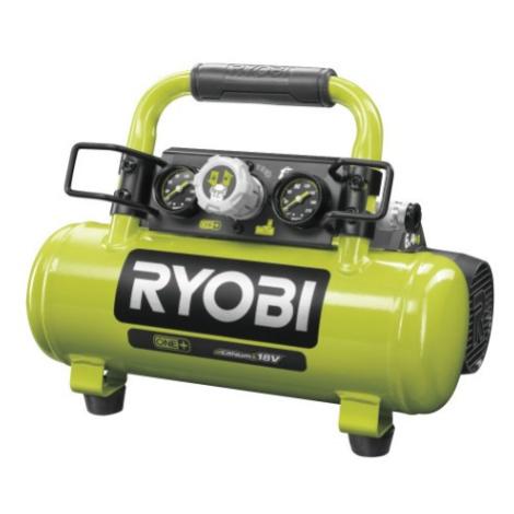 Ryobi R18AC-0 aku 18 V kompresor ONE+ (bez baterie a nabíječky)