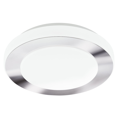 LED osvětlení Eglo Capri 30x7,5 cm kov chrom 95282