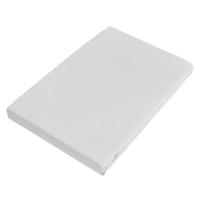 Novel ELASTICKÉ PROSTĚRADLO, satén, barvy stříbra, 190/200 cm