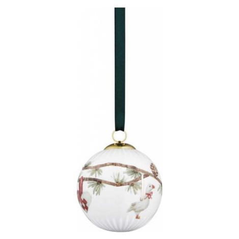 Vánoční závěsná dekorace Kähler Design Hammershoi, ⌀ 6 cm
