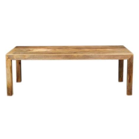 indickynabytek.cz - Jídelní stůl Hina 200x90 z mangového dřeva Mango natural