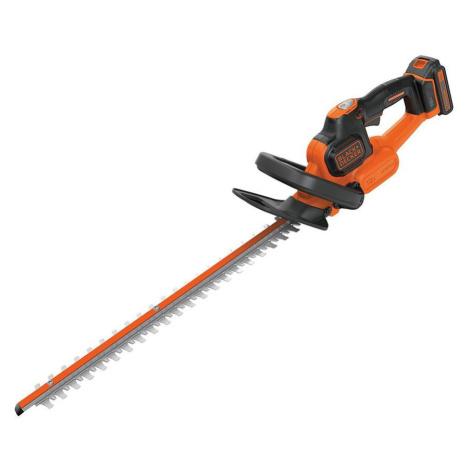 AKU Nůžky na živý plot GTC18452PC-QW Black + Decker