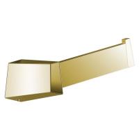 SAPHO SOUL držák toaletního papíru bez krytu, zlato 164950