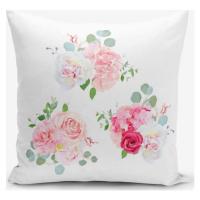 Povlak na polštář Minimalist Cushion Covers Flower, 45 x 45 cm