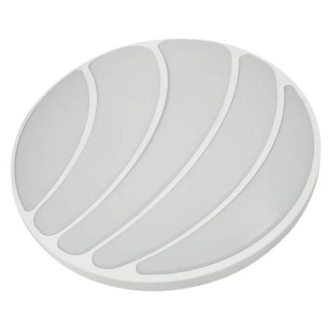 Milagro LED Stmívatelné stropní svítidlo SHELL WHITE LED/40W/230V