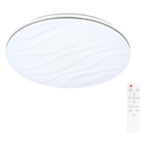 Polux LED Stropní svítidlo DESERT LED/36W/230V s dálkovým ovladačem