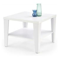 Konferenční stolek MANTA čtvercový Halmar Ořech