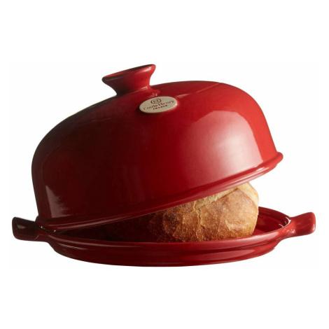 Forma na pečení chleba červená Burgundy Emile Henry