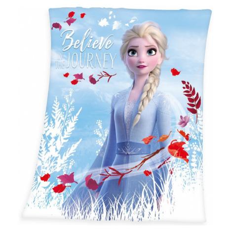 Herding Fleece deka Frozen 2 (Ledové království 2)