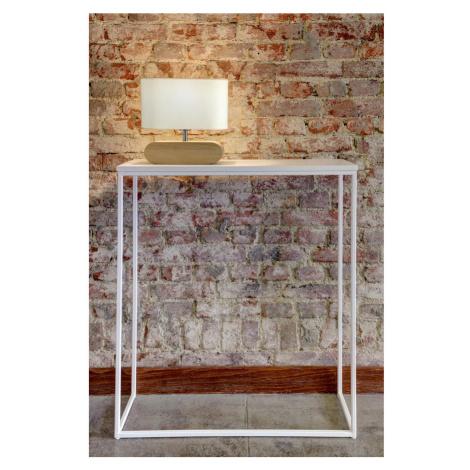 Marama STOLNÍ LAMPA, E27 cm - bílá