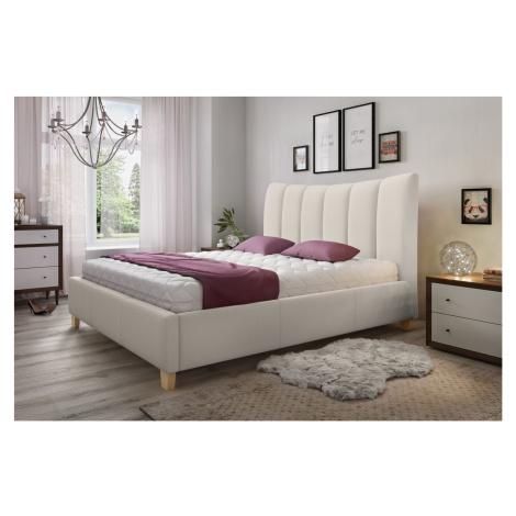 Confy Designová postel Amara 180 x 200 - 7 barevných provedení