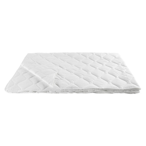Sleeptex LEHKÁ PŘIKRÝVKA, 140/200 cm, bavlněná výplň - krémová