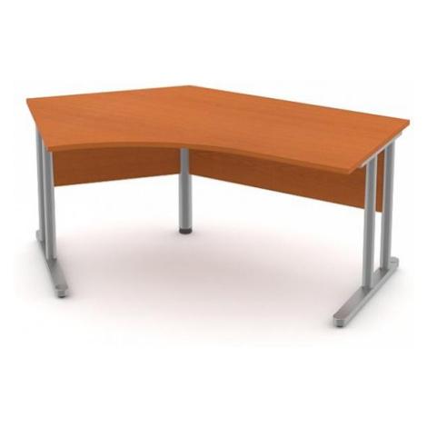 Stůl pracovní 135 st. - kovová podnož