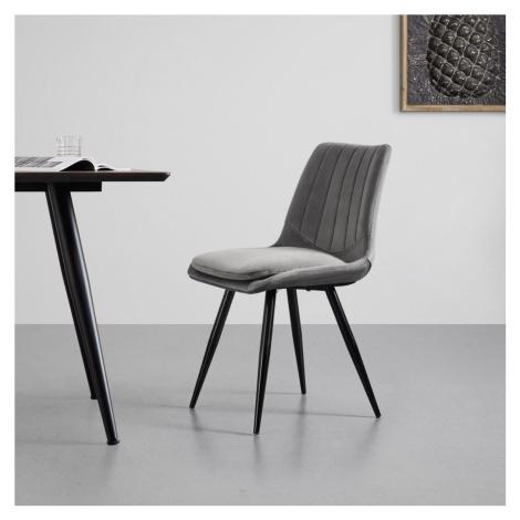 Jídelní Židle Joy Tm. Šědá