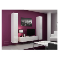 Cama Obývací stěna VIGO 9 Barva: Bílá