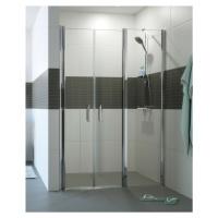 Sprchové dveře 140x200 cm Huppe Classics 2 chrom lesklý C24606.069.322