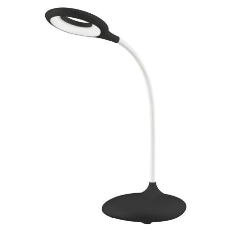 Xora LED LAMPA NA PSACÍ STŮL, dotykový stmívač, 41 cm