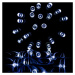 Voltronic 2049 Vánoční LED osvětlení 20 m - studená bílá 200 LED