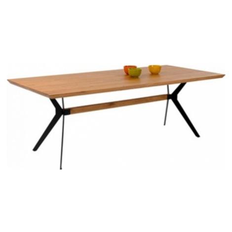 Dubový jídelní stůl Uptown 160x90cm Kare Design