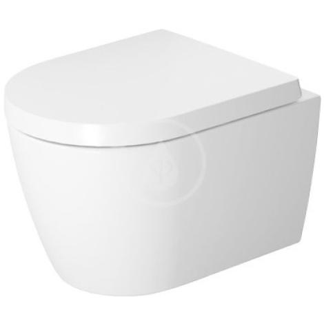 DURAVIT ME by Starck Závěsné WC Compact, Rimless, alpská bílá 2530090000