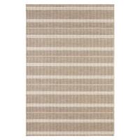 Hnědý koberec vhodný i na ven Elle Decor Brave Laon, 120 x 170 cm