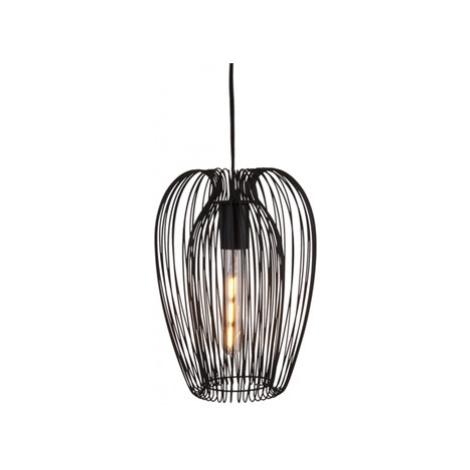 Leitmotiv, Závěsná lampa Lucid | Metalický černý