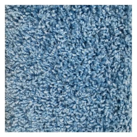 Moderní kusový koberec Color Shaggy   modrý Typ: 140x200 cm Vopi