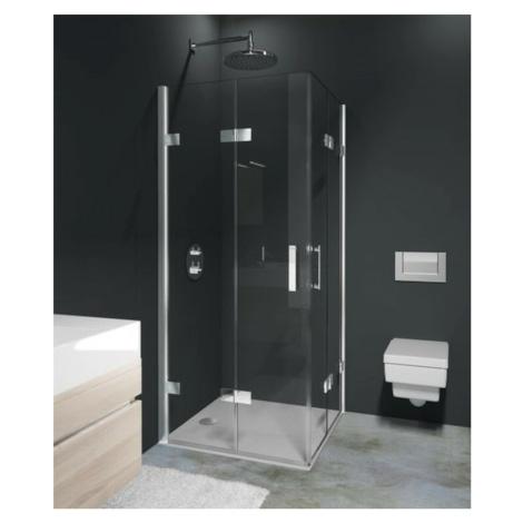 Sprchové dveře 70x200 cm pravá Huppe Solva pure chrom lesklý ST5207.092.322