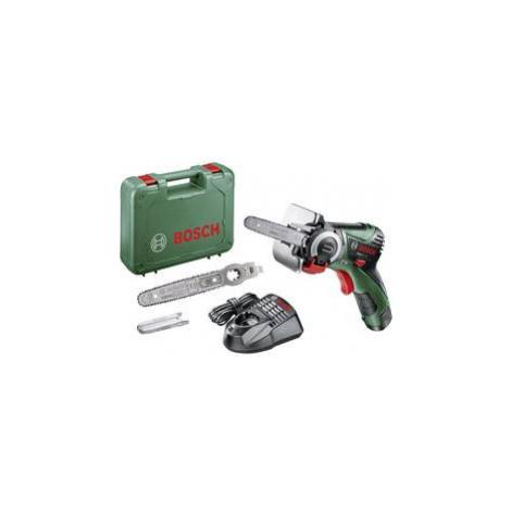 Akumulátorová motorová pila Bosch Home and Garden EasyCut 12, vč. příslušenství, akumulátor, kuf