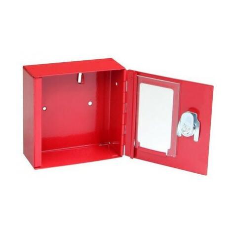 Požární ocelová skříňka se sklem RICHTER TS.1010.G