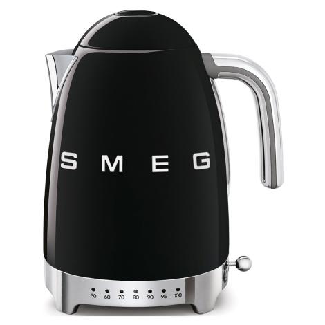 50's Retro Style rychlovarná konvice 1,7l LED indikátor černá - SMEG