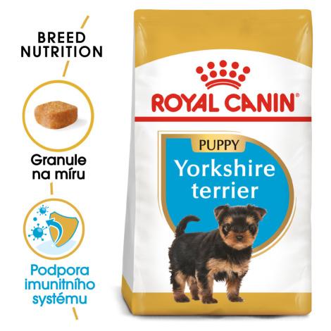 Royal Canin Yorkshire Puppy - granule pro štěně jorkšíra - 1,5kg