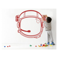 Samolepka na zeď Astronaut 001