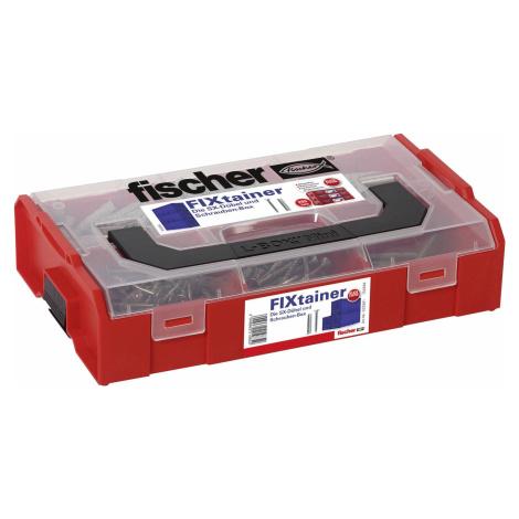 532891 FIXtainer - SX-Hmoždinek a Schrauben-Box Množství 210 díly 06 Rozsah dodávky 60x hmoždink