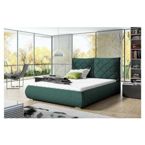 Confy Designová postel Demeterius 180 x 200 - 6 barevných provedení