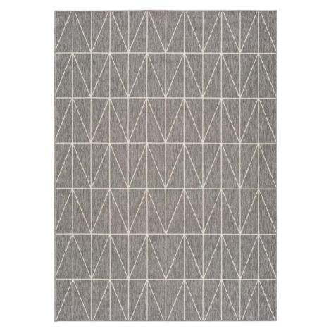 Šedý venkovní koberec Universal Nicol Casseto, 150 x 80 cm